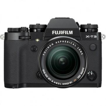 Fujifilm X-T3 with XF 18-55mm f/2.8-4 R LM OIS Lens