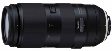 Tamron 100-400mm f/4.5-6.3 Di VC USD (A035) for Canon