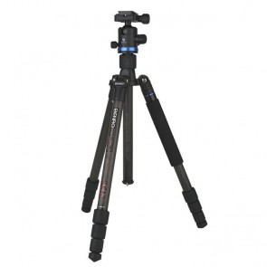 Benro iFoto IF28C+ Travel Angel Caron Fibre Tripod Kit