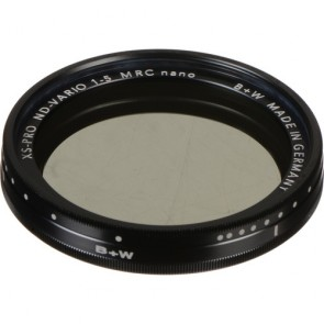 B+W 62mm XS-Pro Digital ND Vario MRC nano Filter