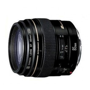 Canon EF 85mm f/1.8 Lens