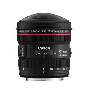 Canon EF 8-15mm f/4 L Fisheye USM Lens