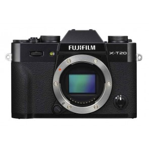 Fujifilm X-T20 Camera Body (Black)