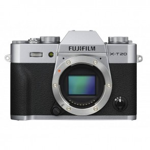Fujifilm X-T20 Camera Body (Silver)
