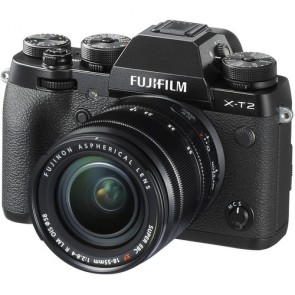 Fujifilm X-T2 with XF 18-55mm f/2.8-4 R LM OIS Lens