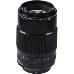 Fujifilm XF 80mm f/2.8 R LM OIS WR Macro Fujinon Lens
