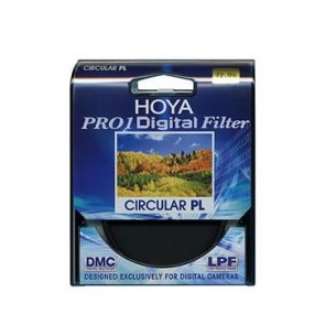 Hoya 52mm Pro 1 Digital Multi-Coated Circular Polarising Filter
