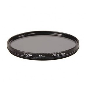 Hoya 62mm Digital Slim Circular Polarising Filter
