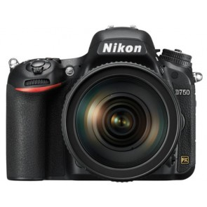 Nikon D750 Kit with 24-120mm f/4 VR Lens