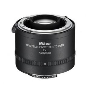 Nikon TC-20E III 2x Teleconverter for AF and AF-S Lenses