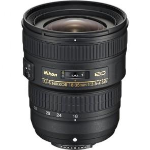 Nikon AF-S Nikkor 18-35mm f/3.5–4.5G ED Lens