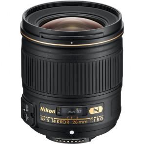 Nikon AF-S Nikkor 28mm f/1.8 G Lens