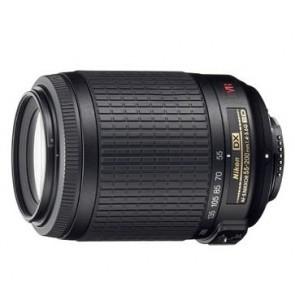 Nikon AF-S Nikkor 55-200mm f/4-5.6 G ED VR II DX Lens