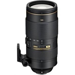 Nikon AF-S Nikkor 80-400mm f/4.5-5.6G VR ED Lens