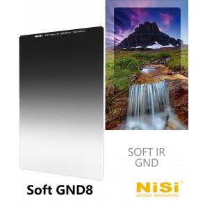 Nisi Nano IR 100x150mm Hard GND8 / 0.9 / 3-Stops Glass Filter