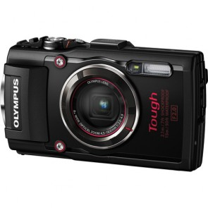 Olympus Stylus Tough TG-4 (Black)