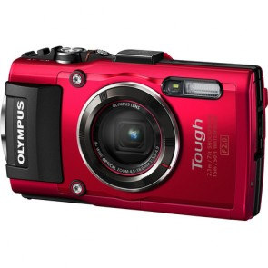 Olympus Stylus Tough TG-4 (Red)