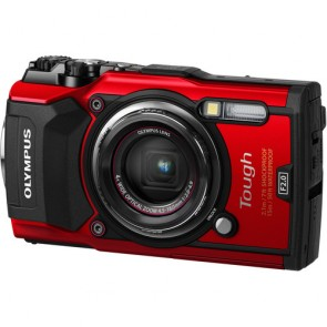 Olympus Tough TG-5 (Red)