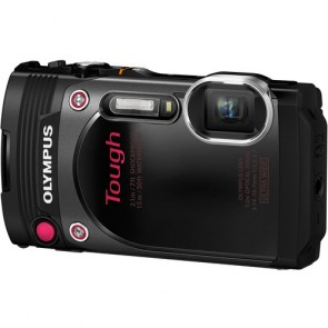 Olympus Stylus Tough TG-870 (Black)