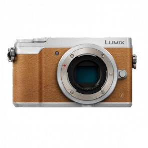 Panasonic Lumix DMC-GX85 / DMC-GX80 Camera Body (Brown)