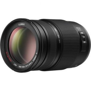 Panasonic Lumix G Vario 100-300mm f/4.0-5.6 MEGA O.I.S. Lens