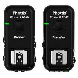Phottix Strato II Multi 5-in-1 Trigger Set For Nikon