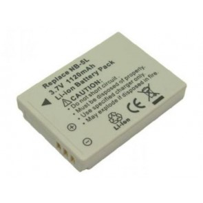 PowerSmart Battery - Replacement for Canon NB-5L