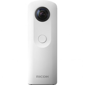 Ricoh Theta SC Spherical Digital Camera (White)