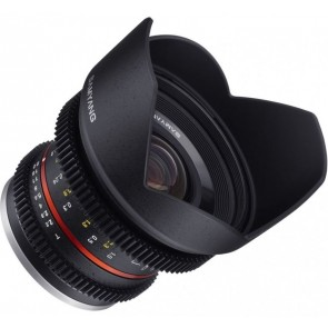 Samyang 12mm T2.2 NCS CS VDSLR Lens for Fujifilm X Mount