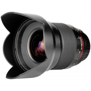 Samyang 16mm T2.2 ED AS UMC CS VDSLR Lens for Micro Four Thirds