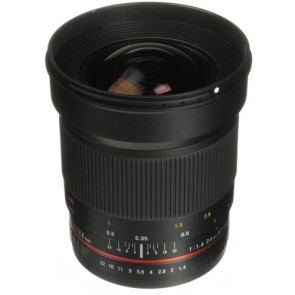 Samyang 24mm f/1.4 ED AS UMC Lens for Pentax