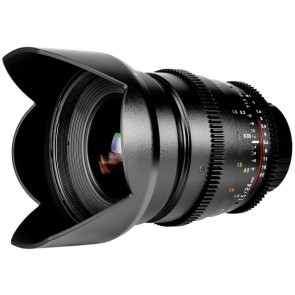 Samyang 24mm T1.5 ED AS IF UMC VDSLR Lens for Micro Four Thirds