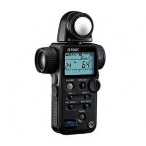 Sekonic L-758C Cine DigitalMaster Light Meter