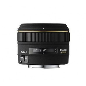 Sigma 30mm f/1.4 EX DC HSM Lens for Nikon