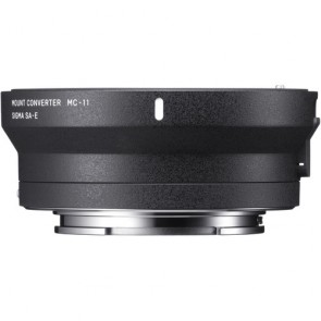 Sigma Mount Converter MC-11 (Canon EF-Mount Lenses to Sony E)