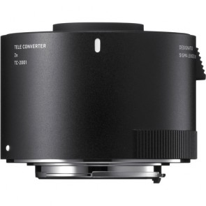 Sigma TC-2001 2x Teleconverter for Canon