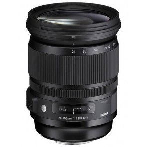 "Sigma 24-105mm f/4 DG OS HSM ""Art"" Lens for Canon"