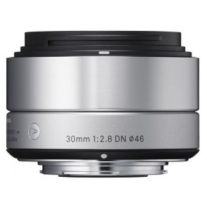 Sigma 30mm f/2.8 DN Lens for Sony NEX Cameras (Silver)