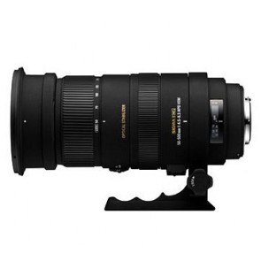 Sigma 50-500mm f/4.5-6.3 DG APO OS HSM Lens for Sony/Minolta