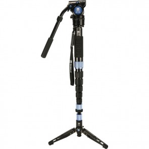 Sirui P-224SR Photo/Video Monopod with VA5 Head