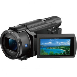 Sony FDR-AXP55 64GB 4K Camcorder with Built-In Projector (PAL)