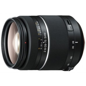 Sony 28-75mm f/2.8 SAM SAL2875 Lens