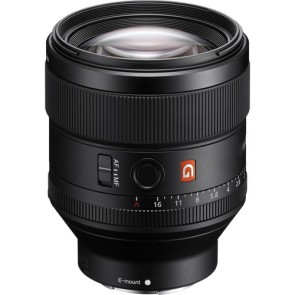 Sony FE 85mm f/1.4 GM Lens - SEL85F14GM