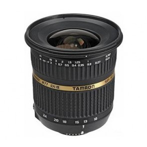 Tamron SP AF 10-24mm f/3.5-4.5 Di II LD Asp. (IF) Lens for Canon