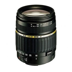Tamron AF 18-200mm f/3.5-6.3 XR Di II LD Macro Lens for Sony