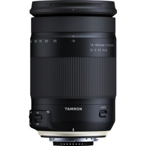Tamron 18-400mm f/3.5-6.3 Di II VC HLD (B028) Lens for Nikon