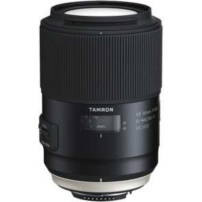 Tamron SP 90mm f/2.8 Di Macro 1:1 VC USD (F017N) Lens for Nikon