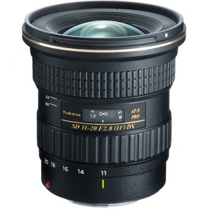 Tokina 11-20mm f/2.8 AT-X 120 Pro DX Lens for Canon
