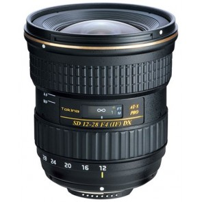 Tokina 12-28mm f/4 AT-X Pro DX Lens for Canon