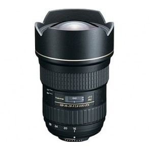 Tokina 16-28mm f/2.8 AT-X Pro FX Lens for Canon